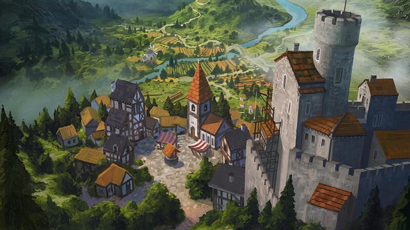 Castle Creator Game