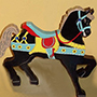 Wood Carousel Horse - Perfect Idea how to Make a Wooden Horse