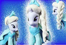 Elsa Pony Dress up
