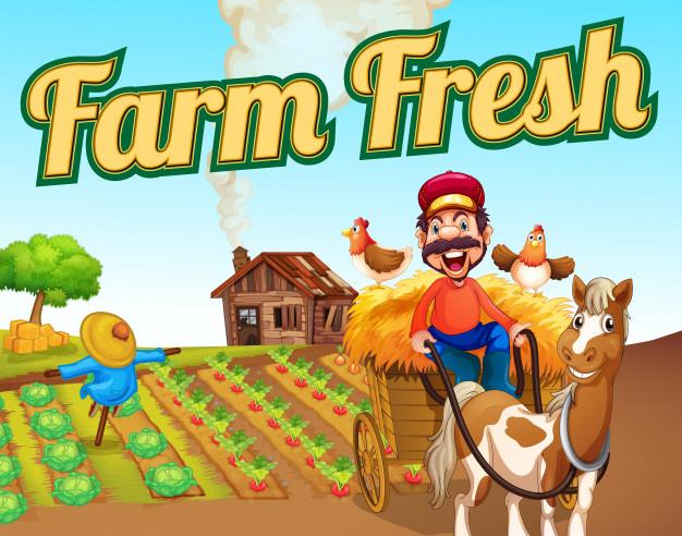 Horse Farm Fresh