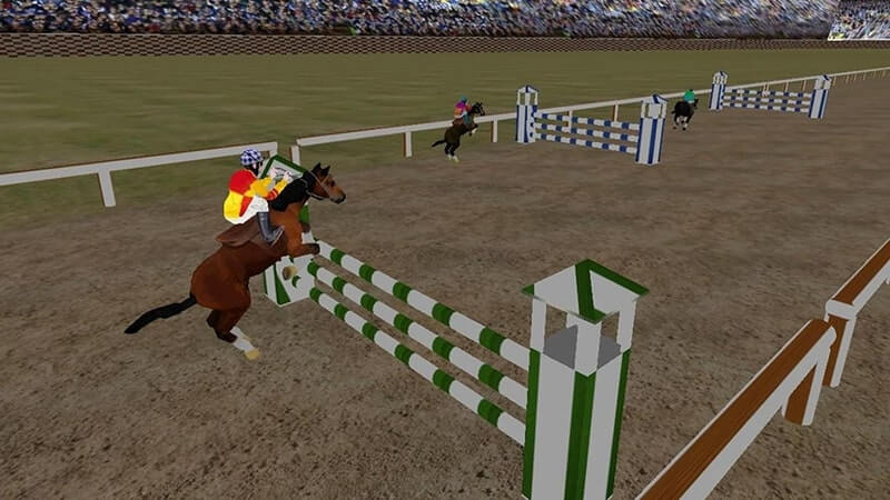 Horse Jumping Games are one of the best free online horse games on the net. Play the most popular of them all on horse-games.org. To horses, we are dedicated. Horses and ponies are our passion, so we are among the first to upload the newest and the best horse games