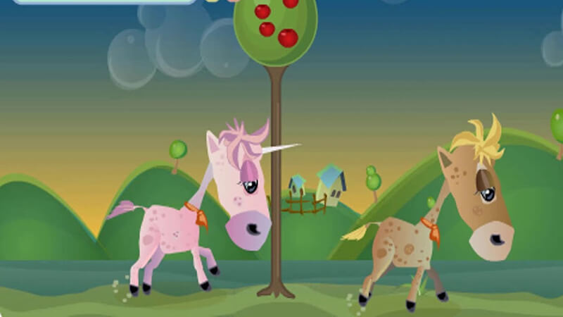Play Free Horsey Racing Game on Horse Games .org
