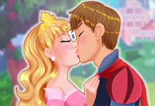 Princess Fairytale Magical Kiss