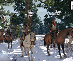 Red Dead Online is the multiplayer component of Red Dead Redemption 2 - akin to what GTA Online was to Grand Theft Auto 5.