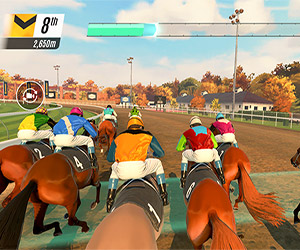 "Rival Stars Horse Racing is a mobile game from the studio of PikPok Games. The game is well ""packed"" in the beautiful package, it is free and with a mass of action and mechanics. The authors of Into the dead 2 are also responsible for this game, so giving them a chance is worth it."