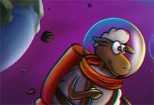 Space Lamb