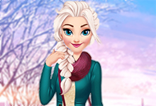 Year Round Fashionista Elsa